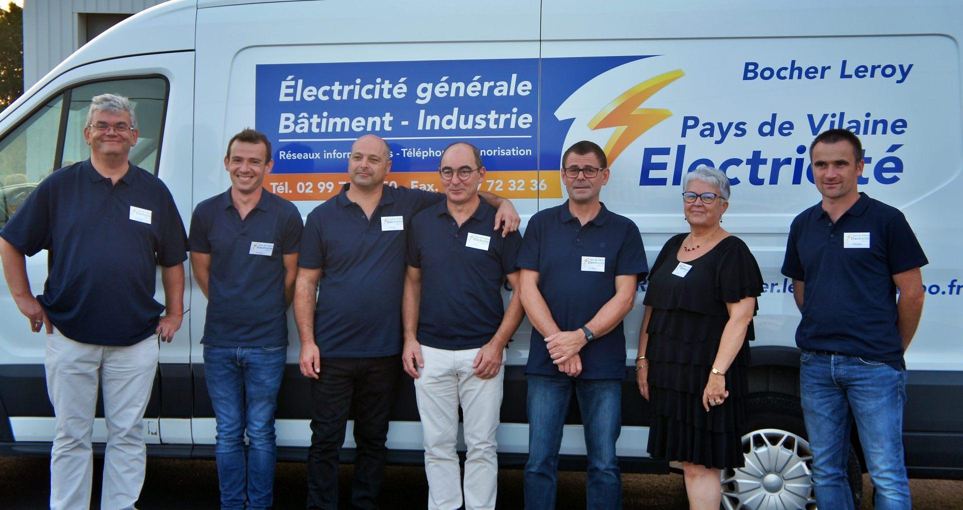 Electriciens à Redon